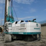 Casagrande B400 (CFA, CSM, Soil Displacement, Kelly)